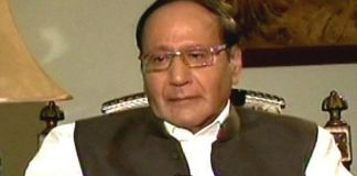 Shujaat urges govt to facilitate Zardari as per law