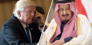 Trump demands Arab partners to end dispute with Qatar