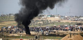U.N. calls on Israel to rein in security forces at Gaza border