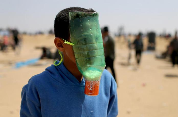 Israeli troops kill seven Palestinians on day of Gaza border protests
