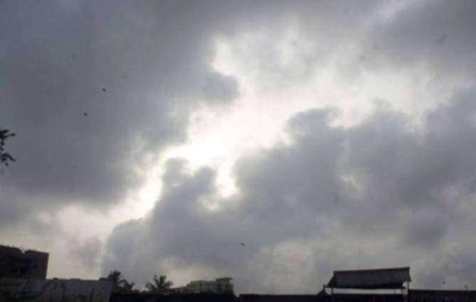 Cloudy weather forecast for KP, FATA