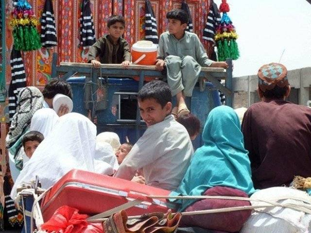 Repatriation of Upper Orakzai's Mamuzai tribe begins