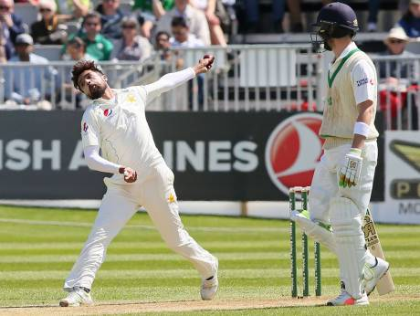 Amir injury 'concerns' Pakistan