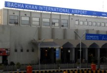 Expansion, renovation of Bacha Khan Int'l Airport completed