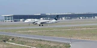 Regular flight operation begins from new Islamabad Airport