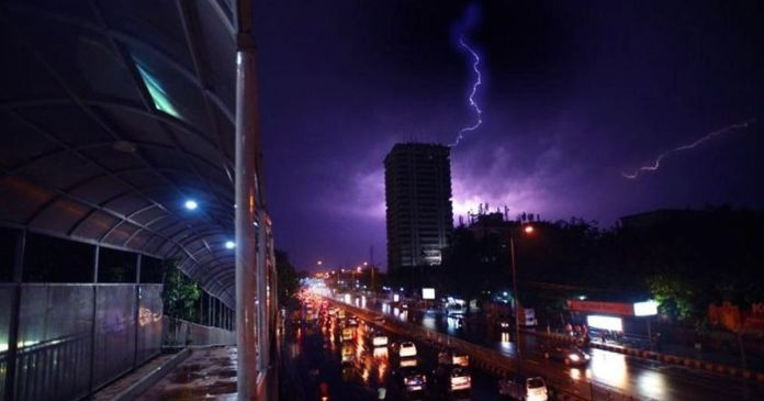 40 killed, flights grounded as storms hit India