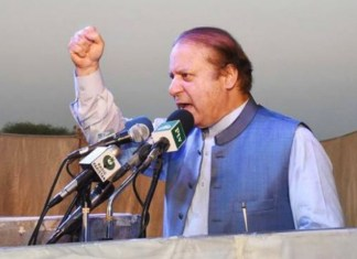 Nawaz claims people's vote can change court's decision
