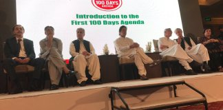 PTI launches 100-day development and reform agenda