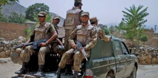 Five soldiers injured in North Waziristan firing