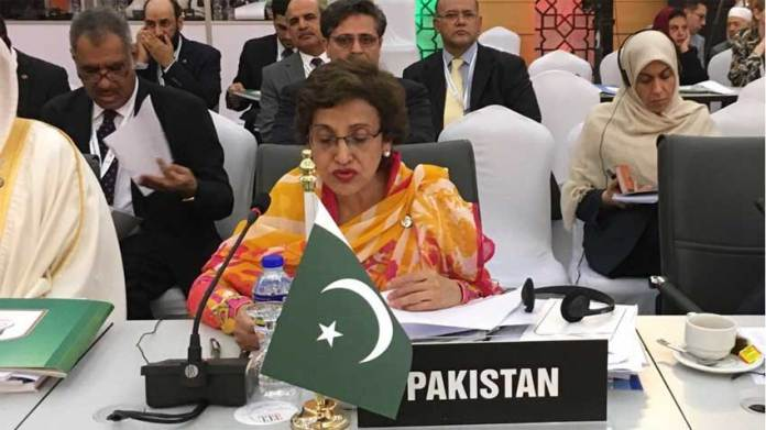 Pakistan vows to continue efforts for creating environment of cooperation in region