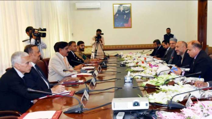 Pakistan, Afghanistan discuss Action Plan for Peace and Solidarity