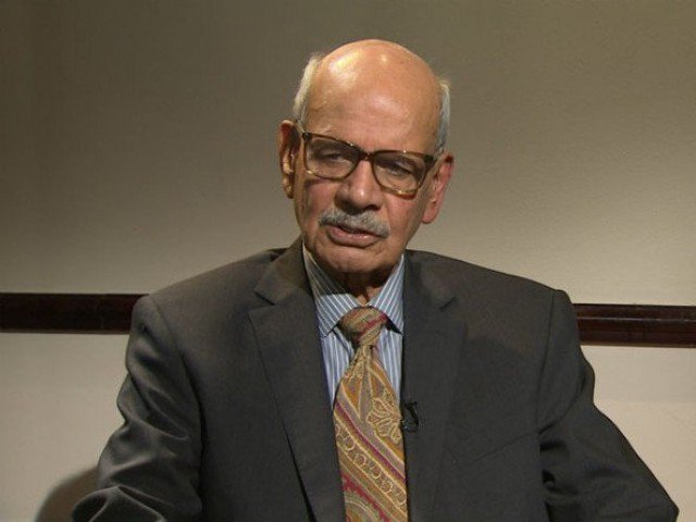 Former ISI chief Durrani
