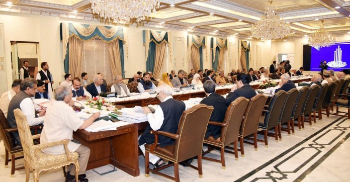 Federal Cabinet approves Internal Security, Transport, Films & Culture policies