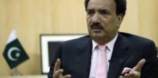 Rehman Malik refutes police claims of summoning Sahiwal incident victim families