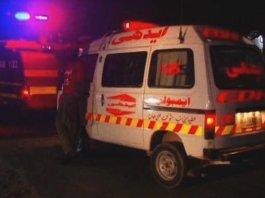 Seven dead, 19 injured in road accident in Khuzdar