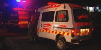 Seven dead, 19 injured in road accident in Khuzdar