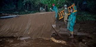 At least 27 dead after dam bursts in Kenya: police