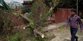 At least 18 killed as fresh storms hit north India