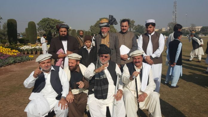 FC authorities held interactive session with FATA youth, notables