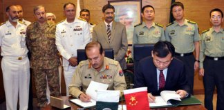 Pakistan to acquire two modern warships from China