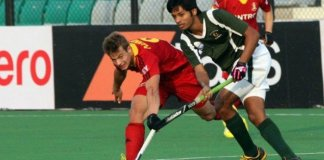 Belgium defeat Pakistan in hockey Champions Trophy