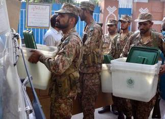 Defence ministry approves ECP request for troops' deployment