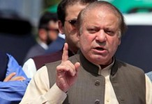 Nawaz asks PML-N's stalwarts to stand up for vote's sanctity in elections