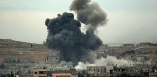Air strikes on southern Syria kill 22 civilians: monitor