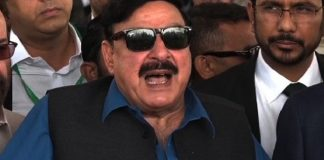 SC dismisses plea seeking Sheikh Rasheed's disqualification