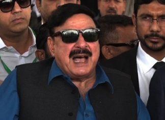 SC dismisses plea seeking Sheikh Rasheed's disqualification