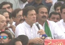 Imran Khan vows to strengthen institutions after coming in power