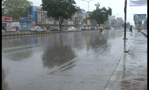 Rain turns weather pleasant in parts of country