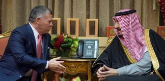 Saudis host four-nation meeting over Jordan crisis