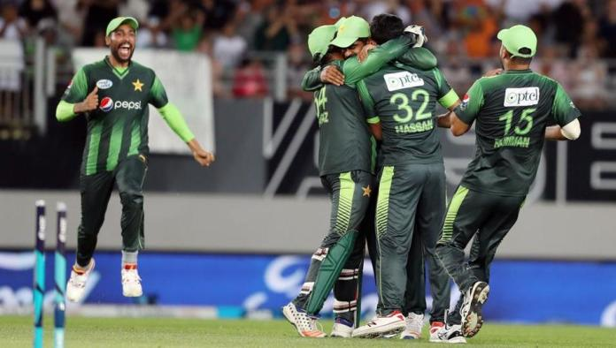Pakistan beats Zimbabwe in opener match of T-20 tri-series