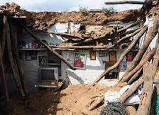 Four dead in roof collapse incident in Kurram