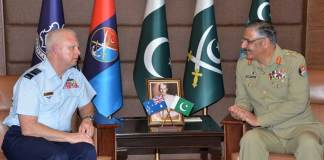 Pakistan, Australia pledge to further strengthen defence ties