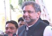 Court extends Khaqan Abbasi's judicial remand till Feb 4 in LNG case