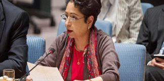 Pakistan urges world community to act before too late in Kashmir