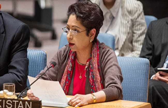 World community at UN wants deescalation of tensions: Maleeha Lodhi