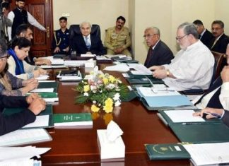 Federal cabinet to decide over NAB's request for placing Sharifs on ECL