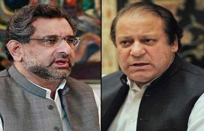 LHC summons Nawaz Sharif, Khaqan Abbasi over treason petition