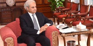 PM Mulk, CM Punjab reaffirm to ensure fair elections