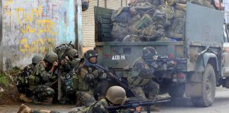Philippine troops kill 15 militants in air and ground assaults