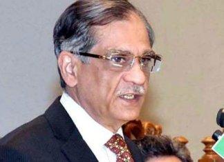 CJP Saqib Nisar