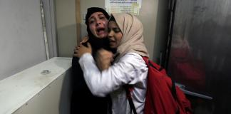 Israeli forces kill two Palestinians in Gaza border protests: Gaza medics