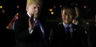 Trump and North Korea's Kim in Singapore for historic summit