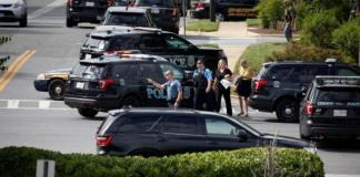 Gunman angry at Maryland newspaper kills five in targeted attack