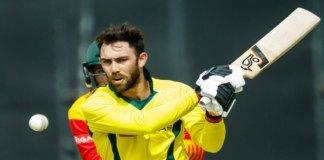 Maxwell powers Australia to T20 win over Zimbabwe