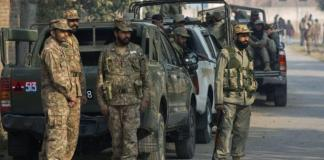 Security forces recover cache of arms, ammunition in North and South Waziristan