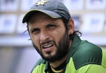 Knee injury rules Shahid Afridi out of CPL 2018